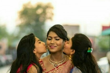 Photos: Sai Pallavi, sister Pooja attend a wedding and these pictures are adorable