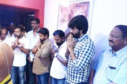 Photos: Post production works of Sivakarthikeyan and Samantha Akkineni starrer Seema Raja begin