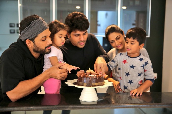 Allu Arjun's birthday wishes to brother Allu Sirish is the sweetest thing you'll see on internet today