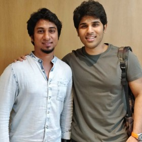 Young Kannada music composer Judah Sandhy roped in for Allu Sirish's upcoming film ABCD
