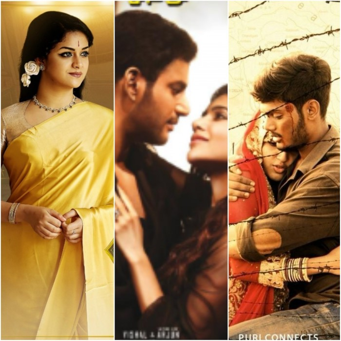 Movies to look forward this week: Mahanati, Irumbu Thirai and Mehbooba