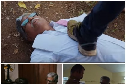 Traffic Ramasamy Teaser: SA Chandrasekhar's powerful act will blow your mind