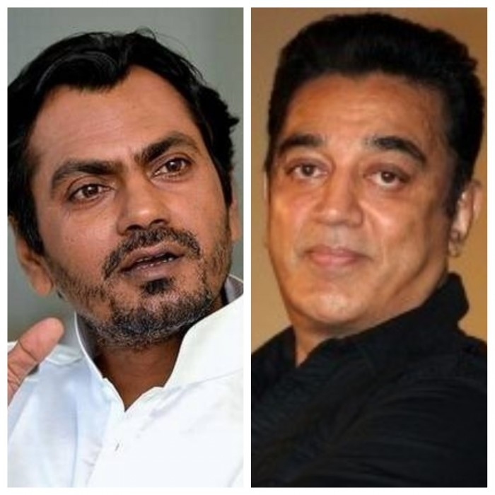 Nawazuddin Siddiqui shares something very interesting about his association with Kamal Haasan