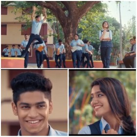 Priya Prakash Varrier and Roshan Abdul Rahoof's Tamil song Munnaale Ponaale teaser is a must watch!
