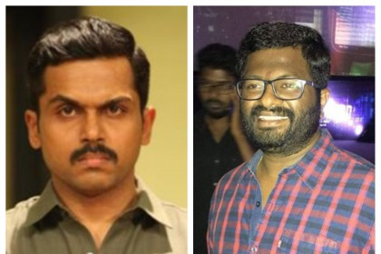 Irumbu Thirai director PS Mithran to team up with Karthi for his next?