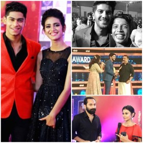 Photos: Mammootty, Dulquer Salmaan, Kamal Haasan and others at awards night!