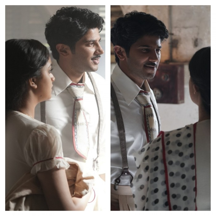 Check out behind the scenes of Savitri's first photoshoot by Gemini Ganesan at Gemini Studios in Mahanati!