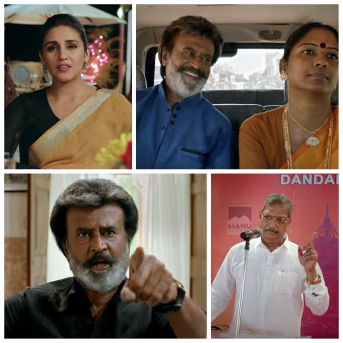 Rajinikanth's Kaala trailer takes social media by storm