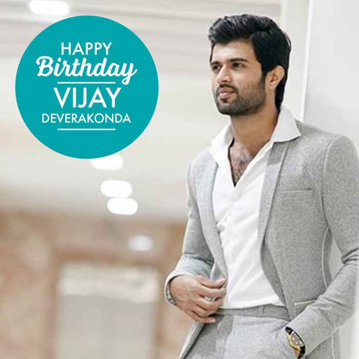 Vijay Deverakonda Birthday Special: The actor looks oh-so-hot in these pictures!