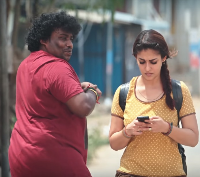 Kalyaana Vayasu from CoCo: Vignesh ShivN's reaction to Yogi Babu wooing Nayanthara is hilarious