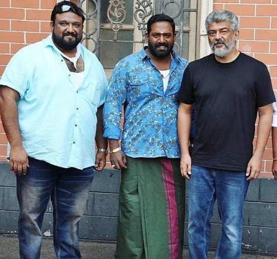 The latest pictures of Ajith from the sets of Viswasam will leave you excited!