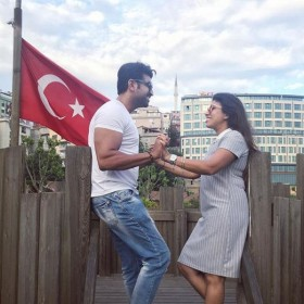 Prabhas' Saaho co-star Arun Vijay is holidaying in Turkey. See pics!