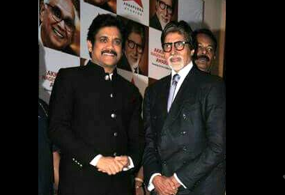 Nagarjuna to host a special screening of Officer for Amitabh Bachchan?