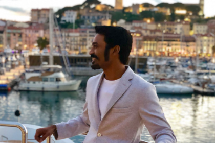Photos: Dhanush makes his way to Cannes 2018 with The Extraordinary Journey of The Fakir