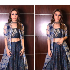 Yay or Nay: Hansika Motwani in Anoli Shah