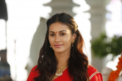 You won't believe what Amyra Dastur did for her next Telugu film Raju Gadu