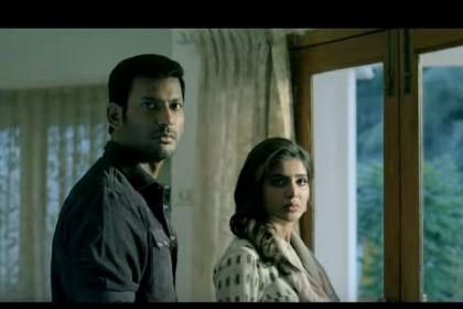 Vishal – Samantha Akkineni starrer Irumbu Thirai trailer looks intense!