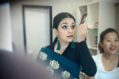 Keerthy Suresh finally reacts to rumours about doing a biopic on Jayalalithaa