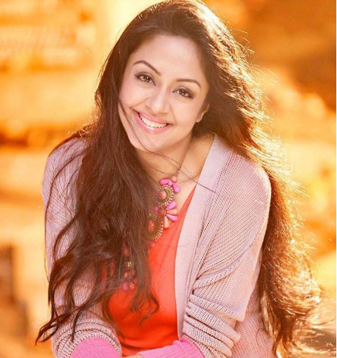 Jyothika to play Rajinikanth fan in her next?