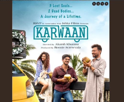 Dulquer Salmaan announces the release date of his Bollywood debut Karwaan with Irrfan Khan