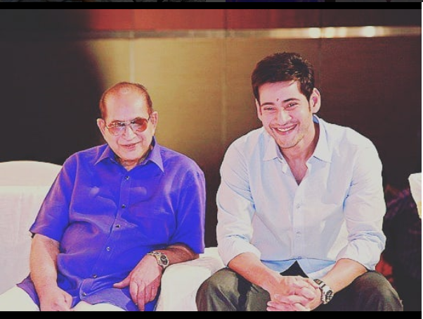My real hero, my pillar of strength: Mahesh Babu wishes father Superstar Krishna on birthday