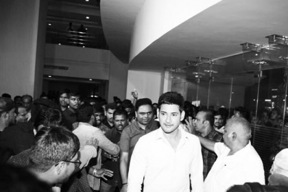 Mahesh Babu in a never seen avatar for his next with Vamsi Paidipally?