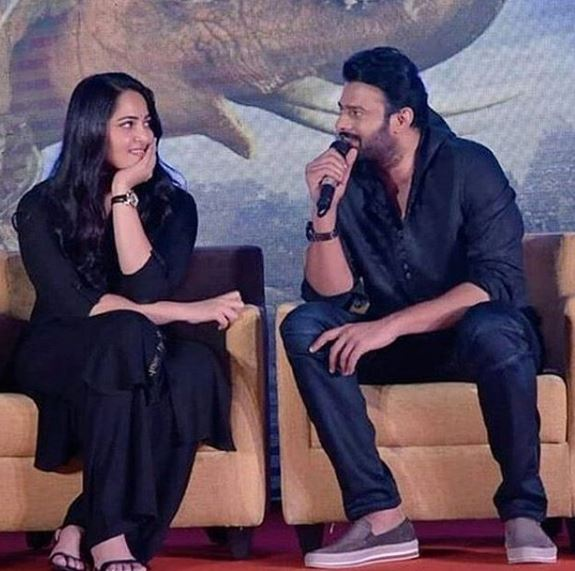 Prabhas stays in touch with rumoured girlfriend Anushka Shetty while shooting for Saaho in Abu Dhabi?