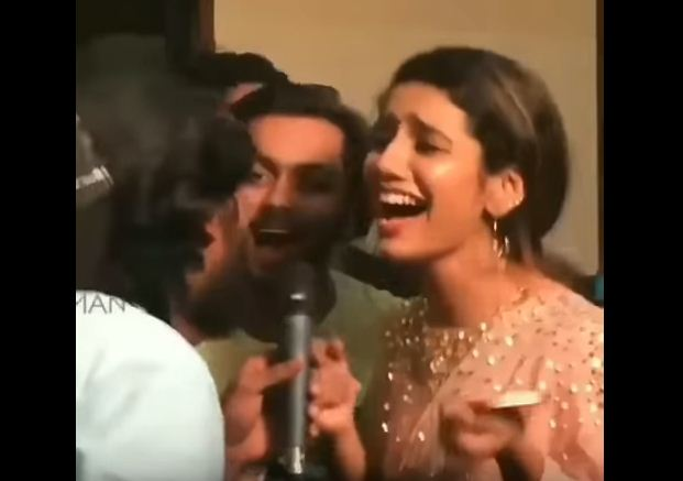 Priya Prakash Varrier's latest video of singing the 80s track Hawa Hawa at a friend's wedding is going viral