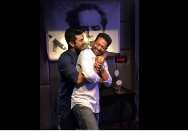 Ram Charan wishes Jr NTR on his birthday with this amazing photo and fans can't keep calm!