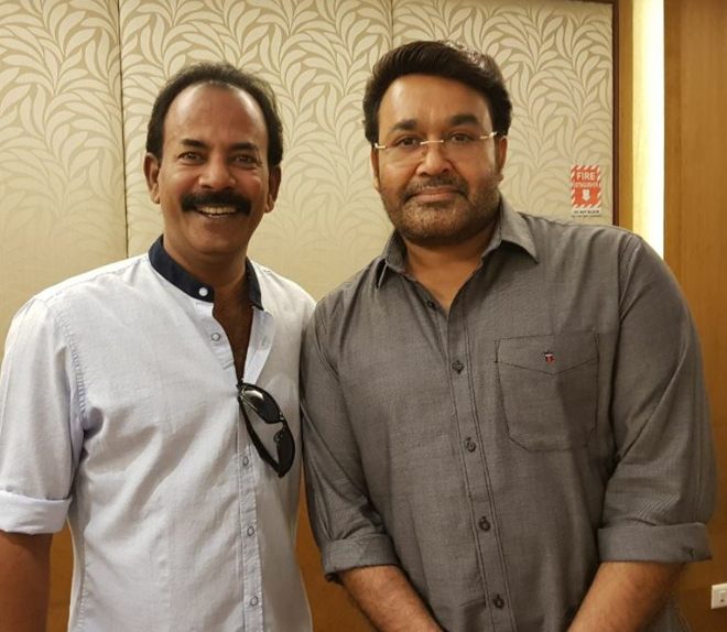 Major Ravi's next movie with Mohanlal? Read here to know