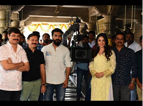 Ram Charan and Kiara Advani starrer RC12 shoot stalled, here's why!