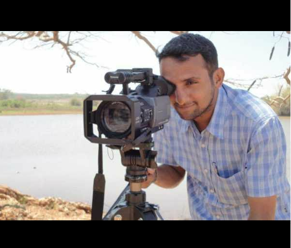 Kannada film director Santosh Shetty Kateel dies during a photo shoot at Erami waterfalls