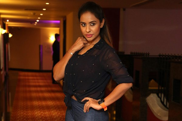 Telugu actress Sri Reddy to take legal action against online harassment