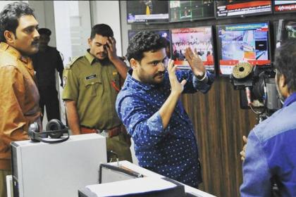 Shocking! Writer-director Rajasimha Tadina attempts suicide