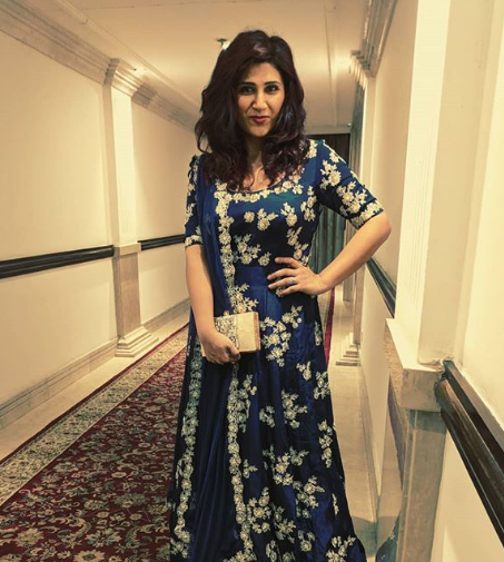 Shashaa Tirupati expresses her anger on not receiving National Award from President