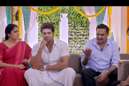 Ghajinikanth trailer: Arya pays tribute to Ajith in the most special way!