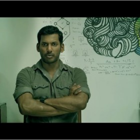 Watch: Deleted scene about Aadhar Card from Vishal starrer Irumbu Thirai