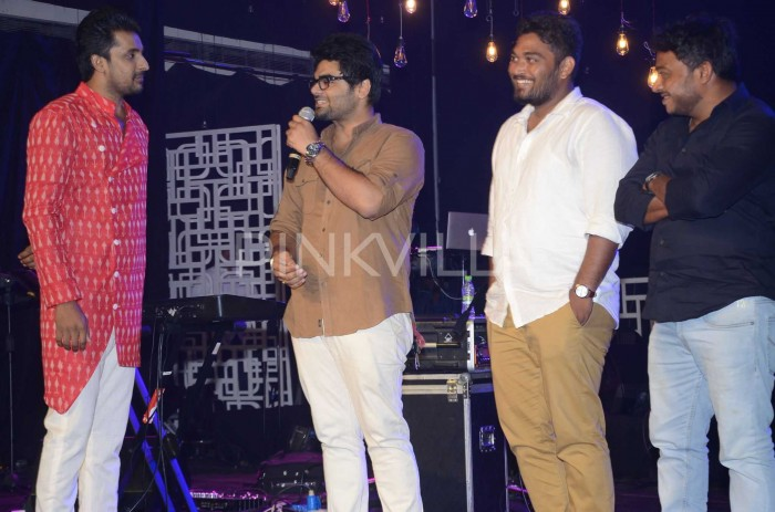 Photos: Minister KTR and Rana Daggubati grace the pre-release event of Ee Nagaraniki Emaindi