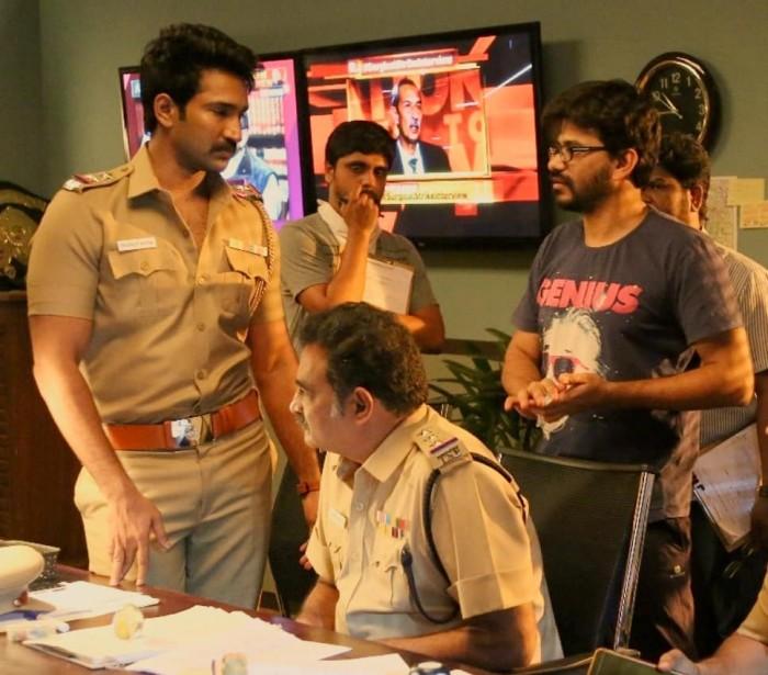 Photos: Samantha Akkineni, Aadhi Pinisetty, Rahul Ravindran and Bhumika Chawla on the sets of U-Turn remake