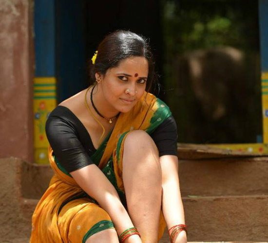 Anasuya Bharadwaj to play a key role in YSR biopic starring Mammootty