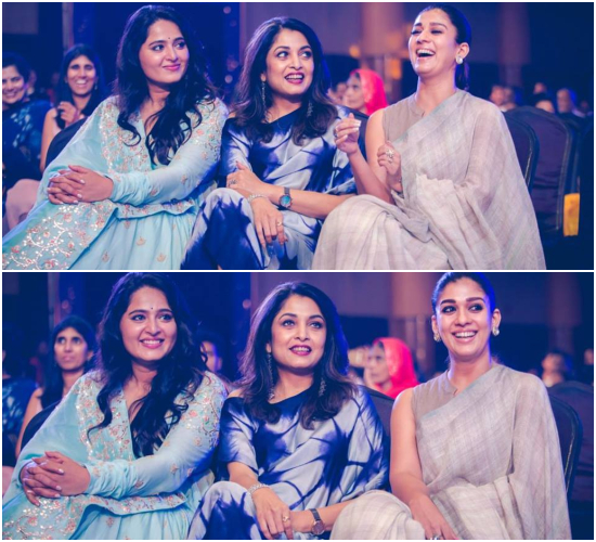Photos: These latest photos of Anushka Shetty, Ramya Krishna and Nayanthara together are ravishing