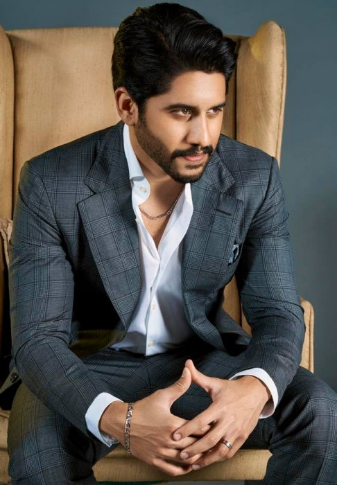 Naga Chaitanya to go shirtless for a scene in Savyasachi for the first ever time