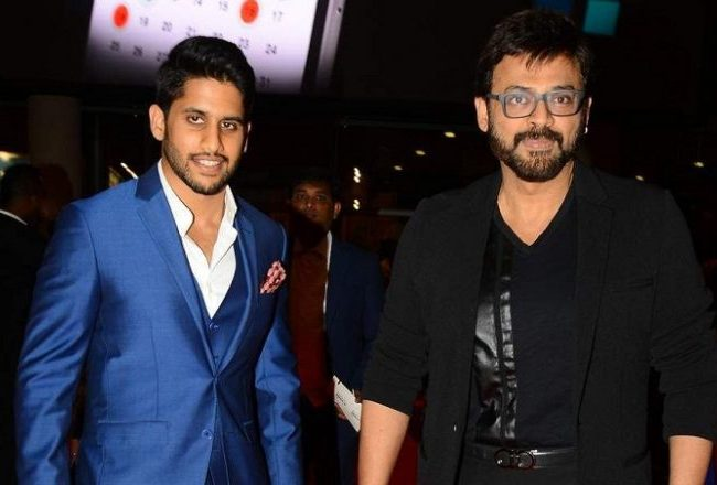 Is this the title of Venkatesh-Naga Chaitanya's next film?