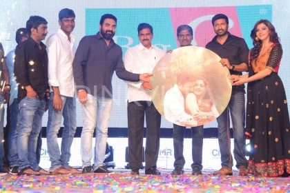 Photos: Gopichand, Mehreen Pirzada and others attend the audio launch of Pantham