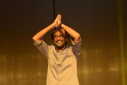 Rajinikanth off to Dehradun for his next film with Karthik Subbaraj