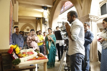 Photos: Deva Katta kick starts Prasthanam Hindi remake with Sanjay Dutt and Ali Fazal