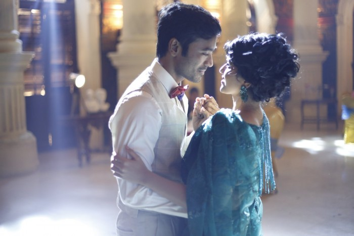 Photos: Dhanush and Megha Akash share amazing chemistry in these latest stills from Ennai Nokki Paayum Thota