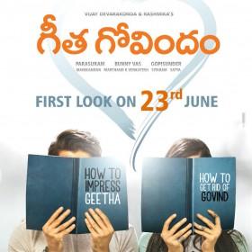 Vijay Deverakonda and Rashmika Mandanna starrer film titled Geetha Govindam