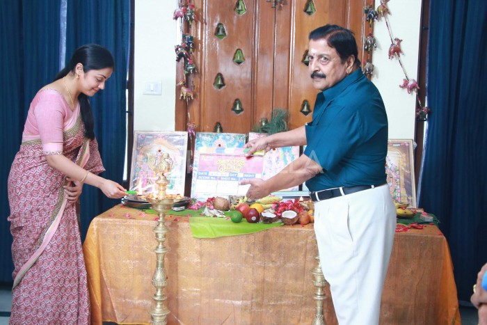 Photos: Kaatrin Mozhi, remake of Tumhari Sulu, starring Jyothika and Vidharth gets started