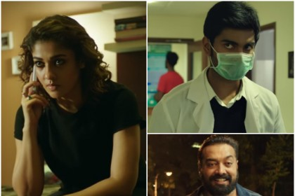 Imaikka Nodigal Trailer: Nayanthara, Anurag Kashyap and Atharvaa Murali shine in this crime thriller